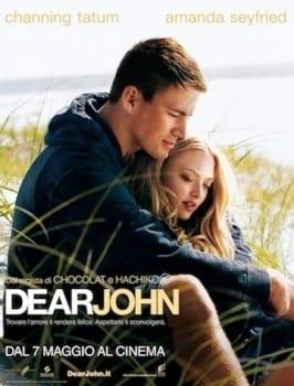 """Locandina di """"Dear John"""""""