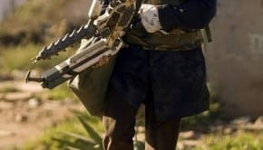 Sharlto Copley in District 9