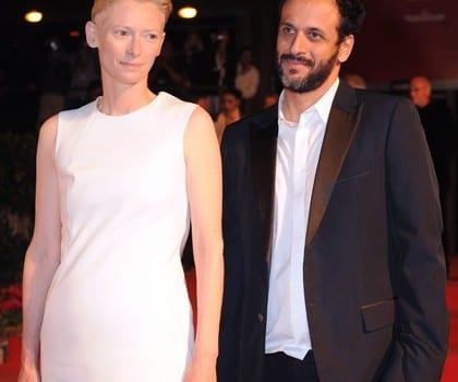 Tilda Swinton e Luca Guadagnino2