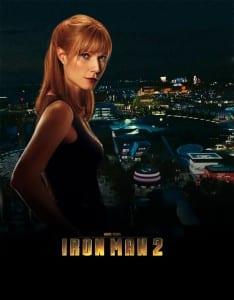 Gwyneth Paltrow as Pepper