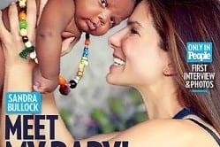 La cover di People con Sandra Bullock