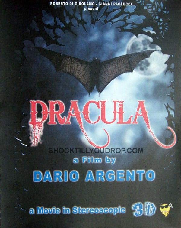 Dracula 3D di Dario Argento
