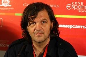 Il regista serbo Emir Kusturica