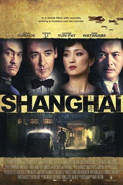 "Locandina di ""Shangai"""