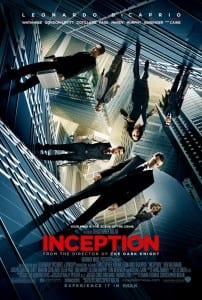 """Locandina di """"Inception"""""""