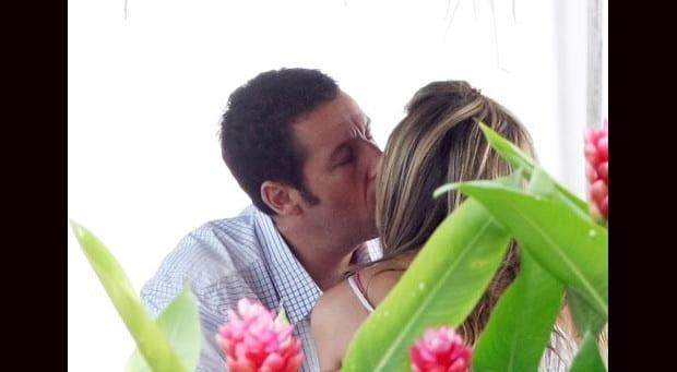 Adam Sandler e Jennifer Aniston