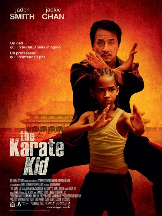 "Locandina di ""Karate Kid"""