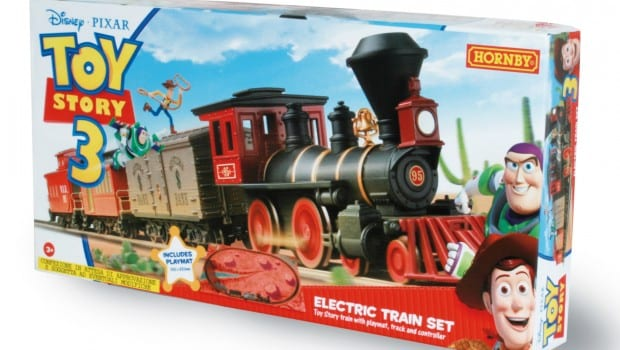 treno radio comandato toy story 3