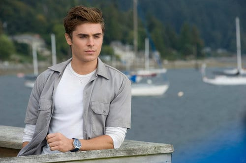 Zac Efron in Charlie St. Cloud