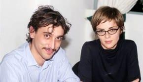 Corrado Fortuna e Regina Orioli