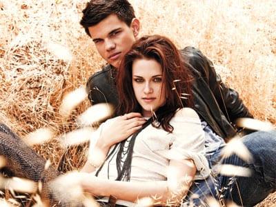 Kristen Stewart e Taylor Lautner2