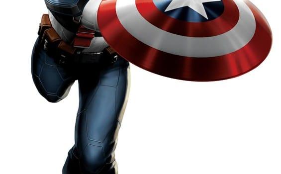 capitan america concept art 1