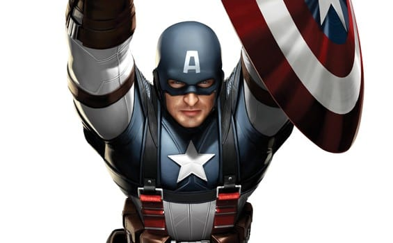 capitan america concept art 3