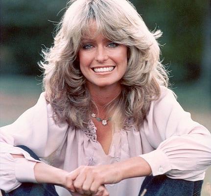 farrah fawcett 70s