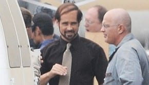 Colin Farrell in Horrible Bosses