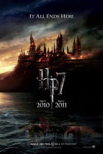 Locandina Harry Potter e i Doni della Morte