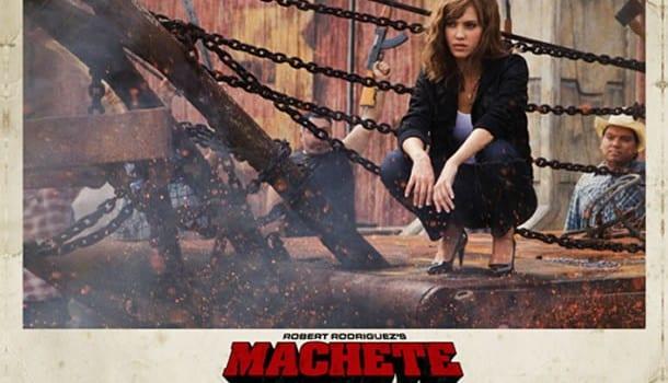 Machete 7