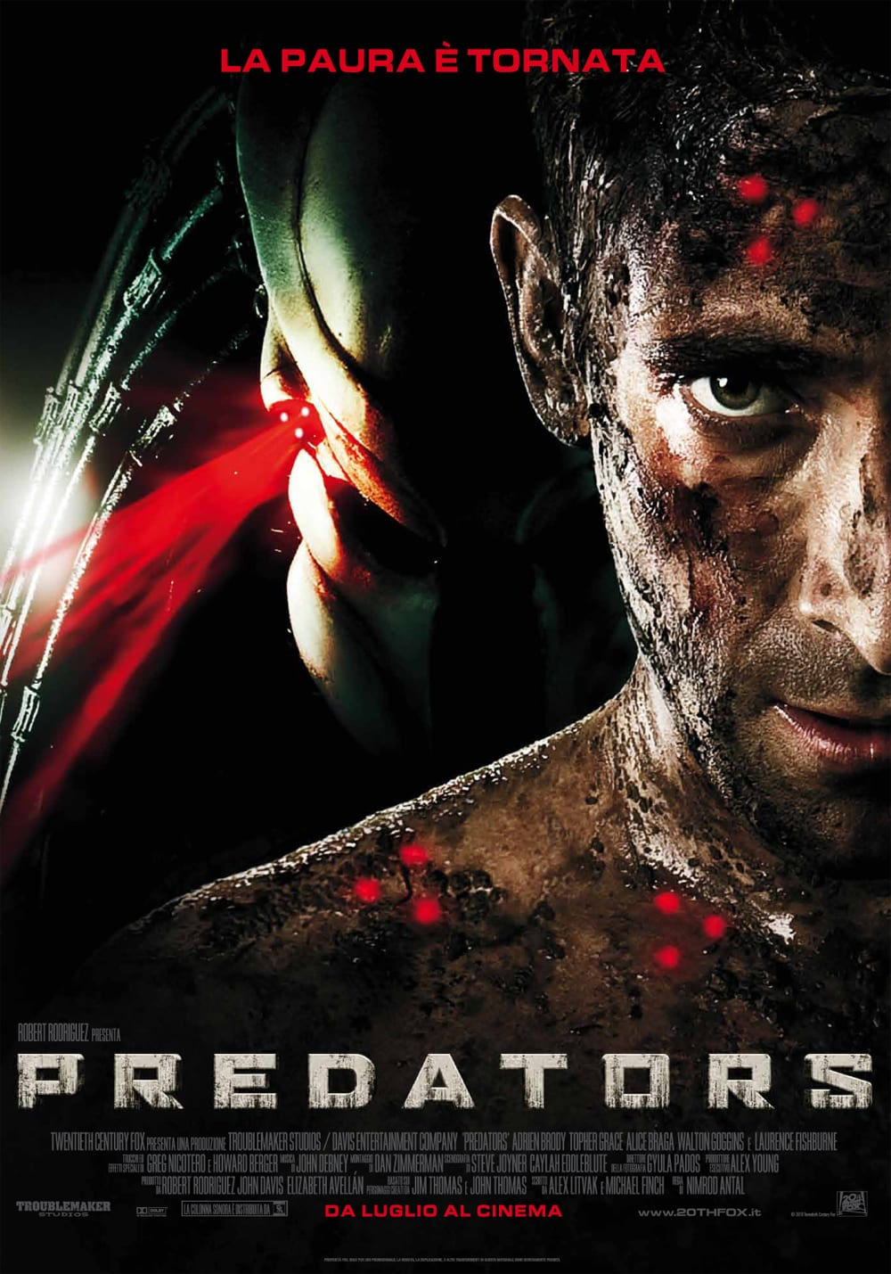 Image Result For Adrien Brody Horror
