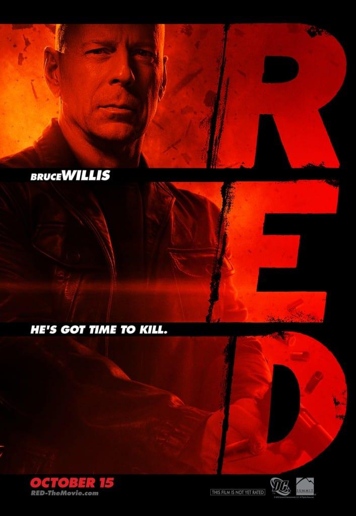 locandina di Red