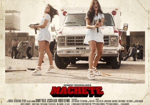 machete 9