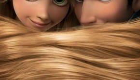 tangled movie poster teaser 01
