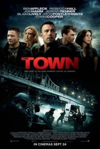 The Town International Poster 2 USA mid