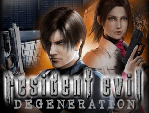 resident evil degeneration title
