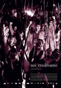 Noi credevamo Poster Italia mid