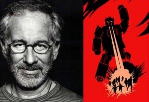 Spielberg Robopocalypse