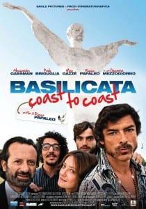 la locandina di basilicata coast to coast