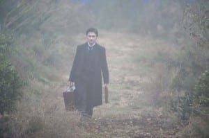 Daniel Radcliffe Woman in black