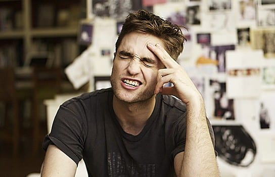 robert pattinson 34