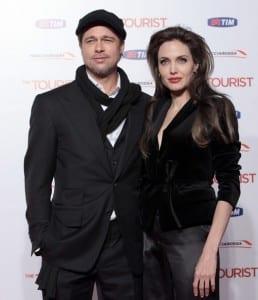 Brad Pitt e Angelina Jolie