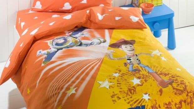 coordinati letto toy story 3