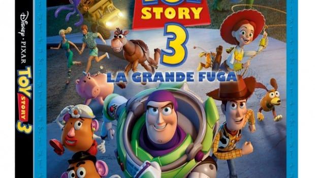 film blu ray toy story 3 la grande fuga