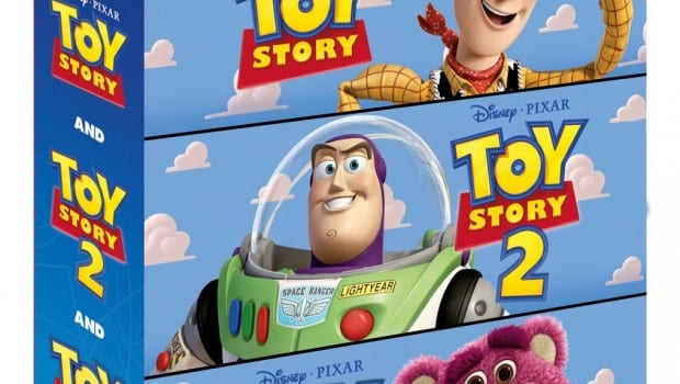 film toy story cofanetto completo