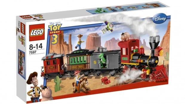 inseguimento ferroviario toy story 3
