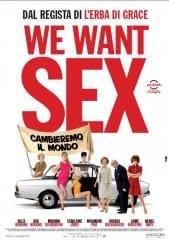 locandina italiana di we want sex 1