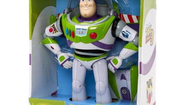 personaggio snodabile di buzz lightyear