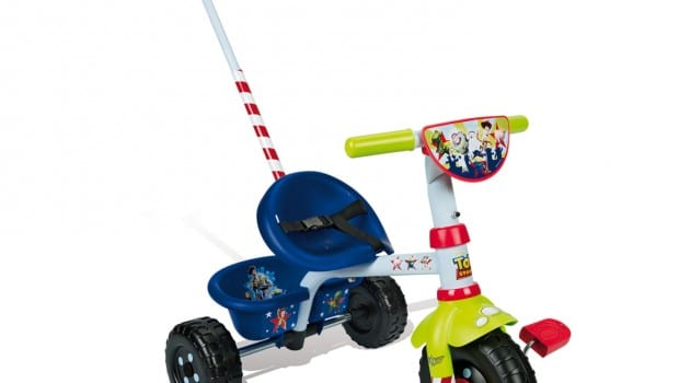 triciclo toy story 3 0