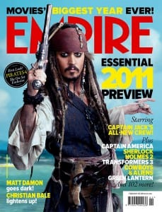 Jack Sparrow su Empire
