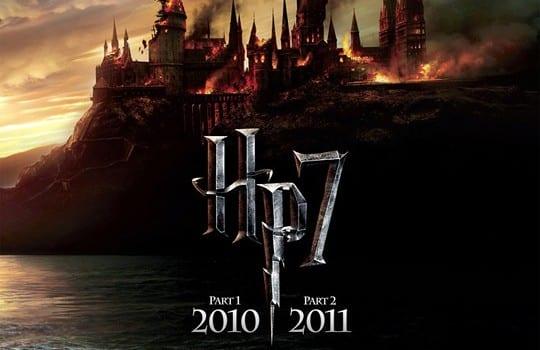 harry potter e i doni della morte miglior teaser poster