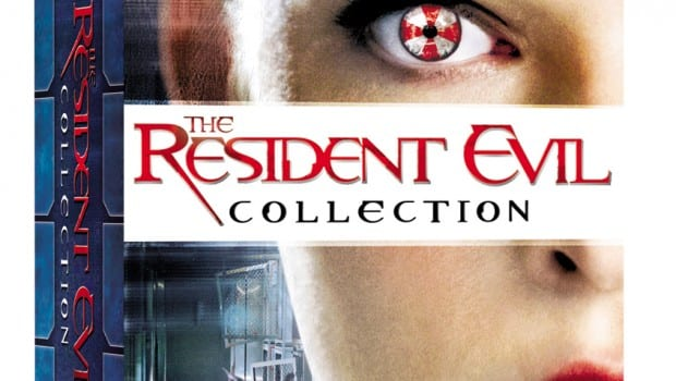 re collection dvds