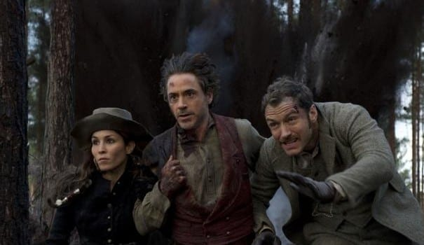 Sherlock Holmes 2 First Official Look