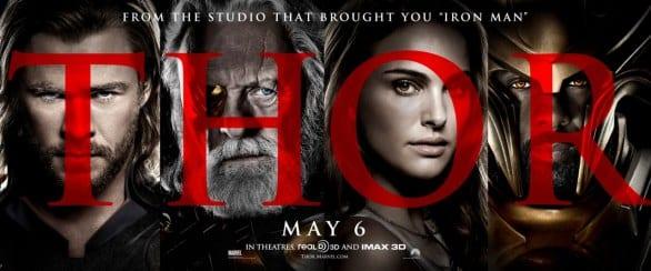 Banner di Thor