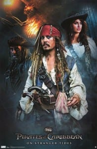 Barbanera Jack Sparrow e Angelica