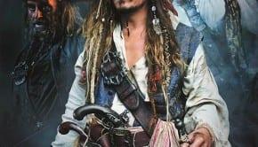 Barbanera Jack Sparrow e Angelica