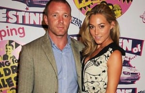Guy Ritchie e Jacqui Ainsley