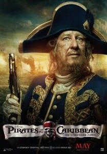 Pirati dei Caraibi Barbossa