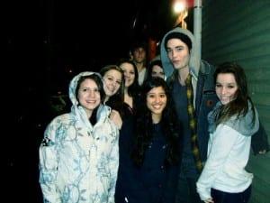 Roberty Pattinson e Kristen Stewart